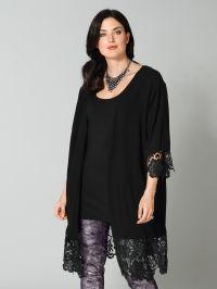 Kimono Sara Lindholm Zwart