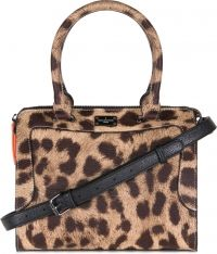 Paul's Boutique - Hunter Allcroft - Handtas - Natural Leopard
