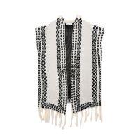 Lang vest in Boho-Look - M