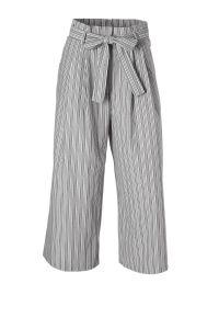 culotte met strepen