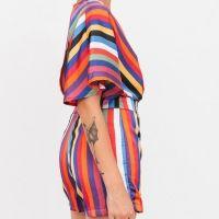 Guts & Gusto - Dames - Jumpsuit Rowan Blauw - Maat M/L