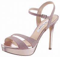 NU 21% KORTING: Nina highheel-sandaaltjes Silana