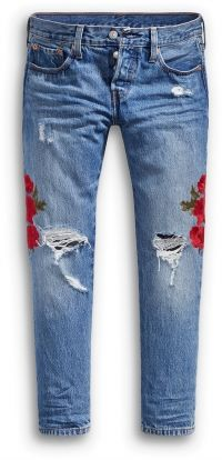 LEVI'S - 501 cropped