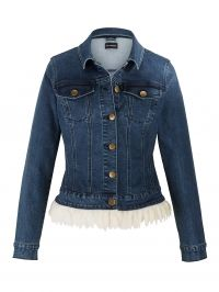 Jeansblazer AMY VERMONT medium blue