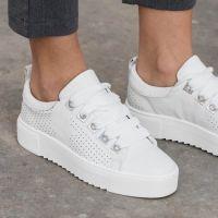 Guts & Gusto - Dames - Sneaker Oliver Wit - Maat 39