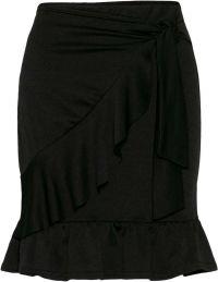 Sisterspoint - Con-skirt black
