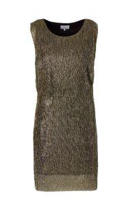 Covina jurk met glitter