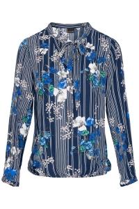 Dreamstar blouse 187barbara in het Blauw