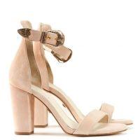 Milia suède sandalettes