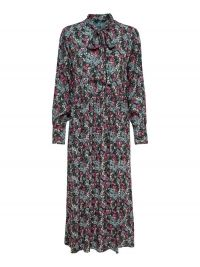 ONLY Printed Maxi Dress Dames Green