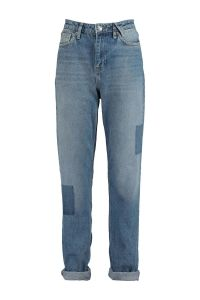 high waisted mom fit jeans Jadan