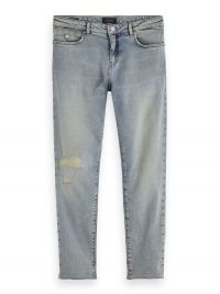 Maison Scotch - Petit ami cropped - biro scribble