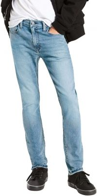LEVI'S - Extreme skinny fit jeans denim