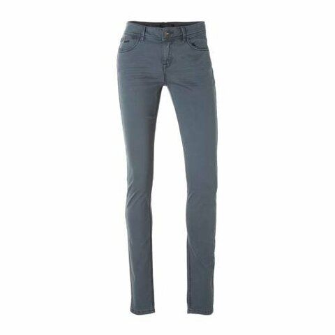 Honey medium rise slim broek