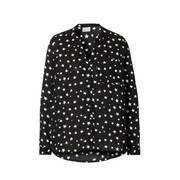 blouse met sterren