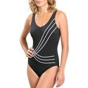 Trofe Swimsuit With V-neckline * Gratis verzending *