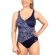 Damella Julia Navy Crackle Swimsuit * Gratis verzending *