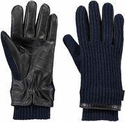 Barts Asher handschoenen van leer met wol