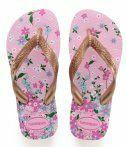 Havaianas-Slippers-Kids Flipflops Flores-Roze