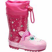 Roze eenhoorn laars Cortina maat 23