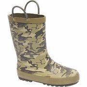 Armyprint regenlaars Cortina maat 25