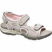 Beige/roze sandaal sportief Bjrndal maat 36