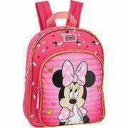 Roze rugtas Minnie Mouse maat