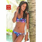 Bikinitop in bandeaumodel, VENICE BEACH