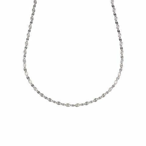 NU 15% KORTING: Firetti zilveren ketting