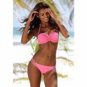 NU 15% KORTING: BUFFALO Bikinibroekje Happy met vlechtbandjes