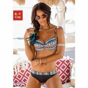 NU 21% KORTING: LASCANA bikinibovenstukje met beugels Marrakesh