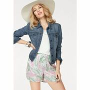 NU 15% KORTING: JACQUELINE de YONG jeansjack ASHLEY