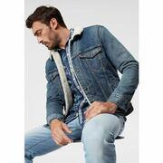 NU 15% KORTING: Levi's jeansjack TYPE 3 SHERPA TRUCKER