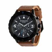 Quiksilver Analoog horloge B-52 Chrono Leather