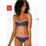 NU 15% KORTING: s.Oliver RED LABEL Beachwear beugel-bandeautop