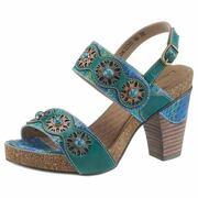 NU 15% KORTING: LAURA VITA highheel-sandaaltjes Dacisyo
