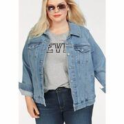 NU 15% KORTING: LEVI'S jeansjack Levis Jacket Trucker