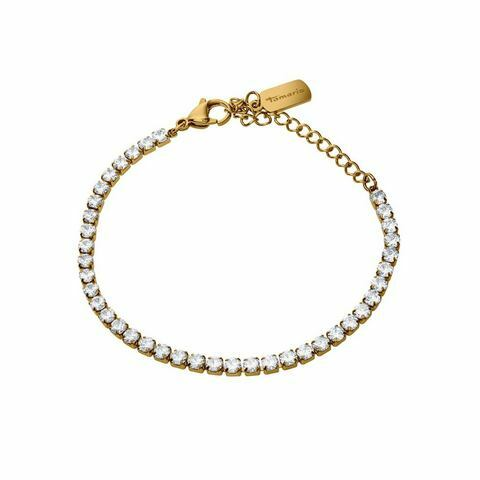 Tamaris edelstalen armband Maddy gold, TJ039