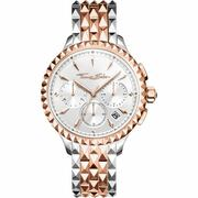 NU 15% KORTING: THOMAS SABO chronograaf REBEL AT HEART, WA0347-277-201-38 mm