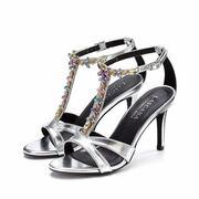 NU 15% KORTING: LASCANA highheel-sandaaltjes
