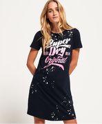 Superdry Slim Line T-shirtjurk