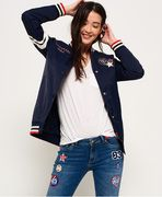 Superdry Pacific Patch bomberjack