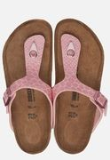 Roze Birkenstock Papillio Slippers GIZEH KIDS