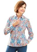 Gedessineerde blouse
