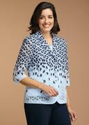 Set (blouseblazer met topje)