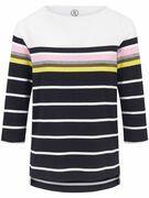 Shirt met 3/4-mouwen Van Bogner multicolour