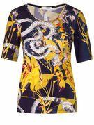 Shirt met korte mouwen Van Airfield multicolour