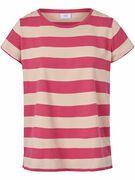 Shirt met ronde hals Van Bogner multicolour