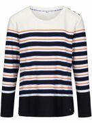 Sweatshirt met lange mouwen Van Brax multicolour