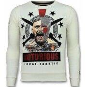Sweater Local Fanatic  Notorious Trui - Mcgregor Warrior Sweater Heren